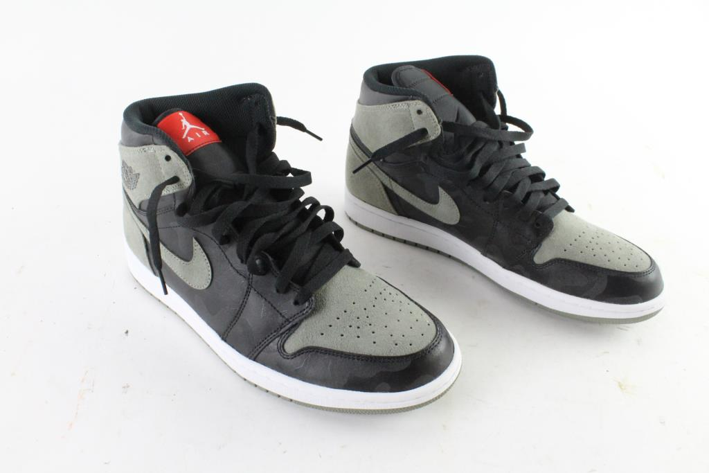 1b07d585e2837a Nike Air Jordan 1 Retro High Prem Mens Shoes