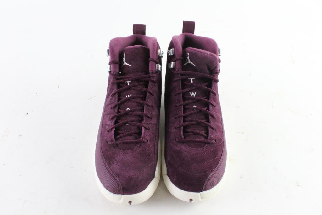 35a74090b062d Nike Air Jordan 12 Retro BG Kids Shoes