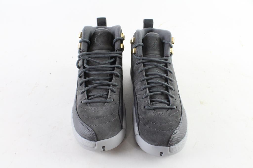 492393a325d Nike Air Jordan 12 Retro BG Kids Shoes, Size 6.5Y | Property Room