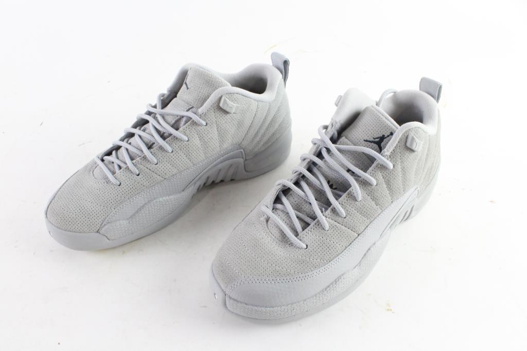 09df5feae6a5 Nike Air Jordan 12 Retro Low BG Kids Shoes