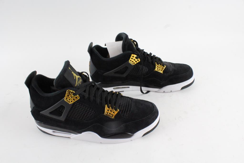 19a5b500700 Nike Air Jordan 4 IV Retro Royalty Shoes