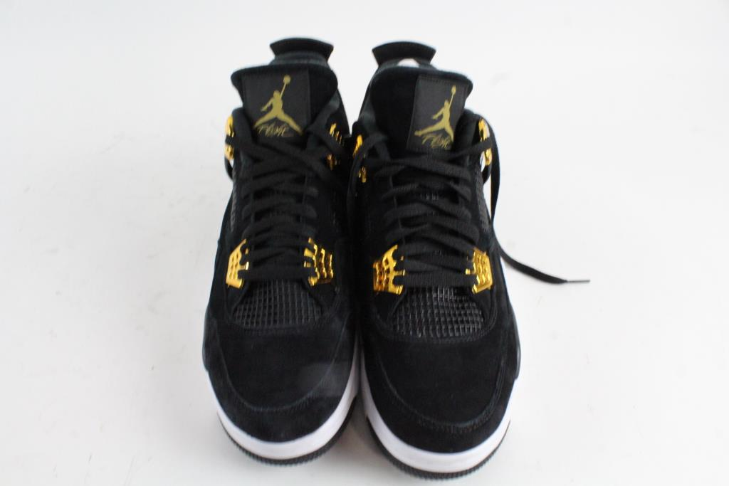 6e4c980823f Image 1 of 5. Nike Air Jordan 4 IV Retro Royalty Shoes