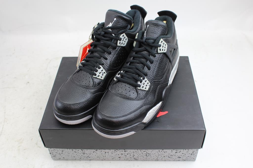 00758762415e9c Image 1 of 3. Nike Air Jordan 4 Retro ...