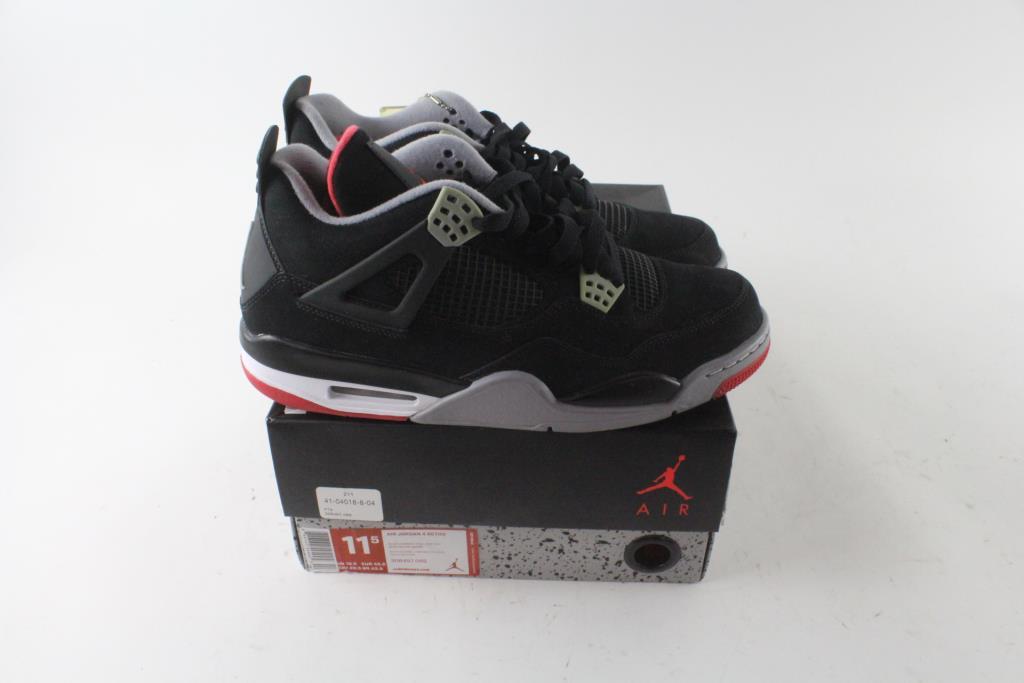 Nike Air Jordan 4 Retro Mens Shoes
