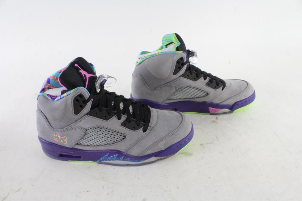86762246ac3 Nike Air Jordan 5 Retro Bel Air Shoes Mens Size 9.5 | Property Room