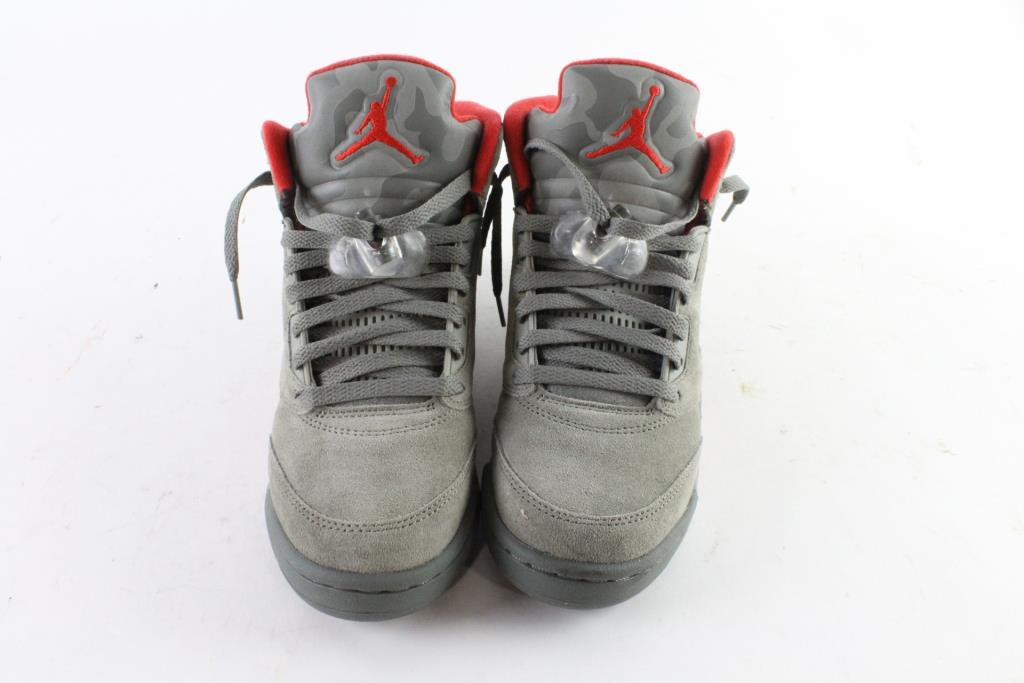 brand new 956f7 35768 Image 1 of 4. Nike Air Jordan 5 Retro BG Kids ...