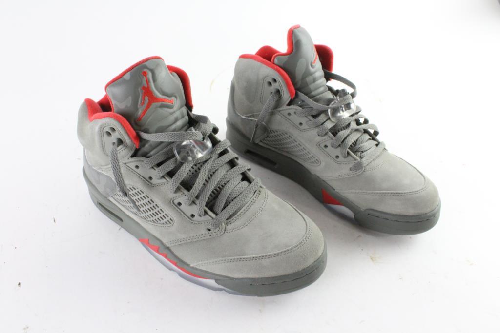 Nike Air Jordan 5 Retro Mens Shoes