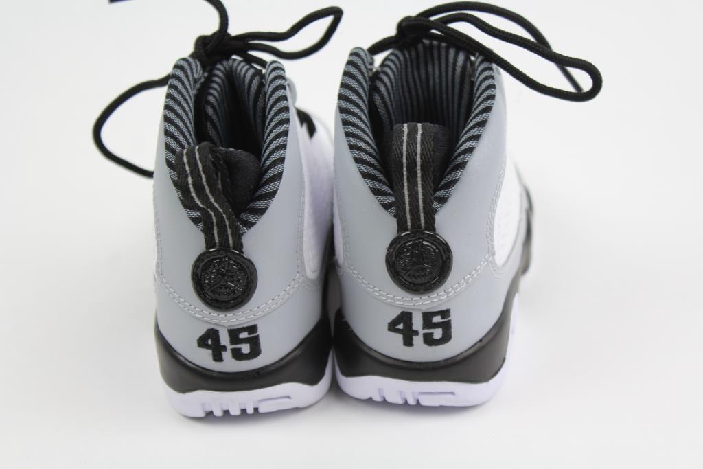 f78415298462 Nike Air Jordan 9 Retro BP Boys Shoes