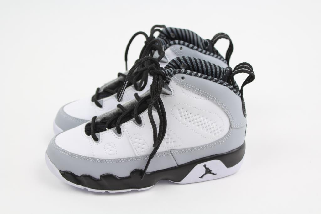 b385905abbe6 Image 1 of 5 Free Shipping. Nike Air Jordan 9 Retro BP Boys Shoes