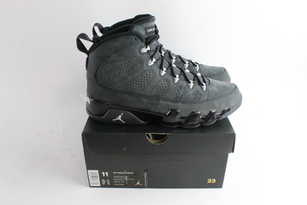 low priced 8c675 e8384 Nike Air Jordan 9 Retro Mens Shoes, Size 11 | Property Room