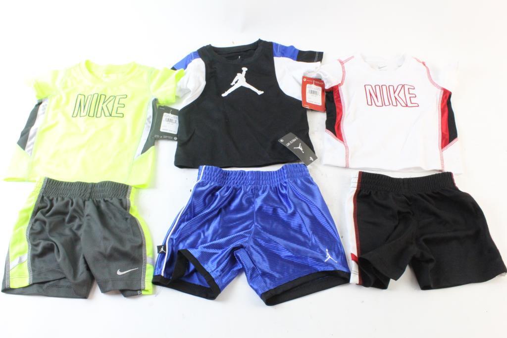 Nike Baby Boy Clothes Enchanting Nike Air Jordan Baby Boys Clothes 60 Pieces Property Room
