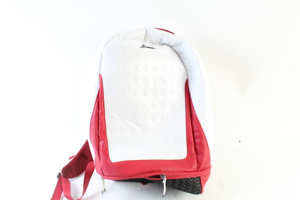 Nike Air Jordan Bags Red   ESCP 06096bf4a1