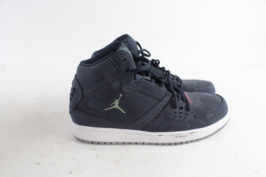 free shipping f6d89 5080f Nike Air Jordan Flight 1 Mens Shoes, Size 9.5