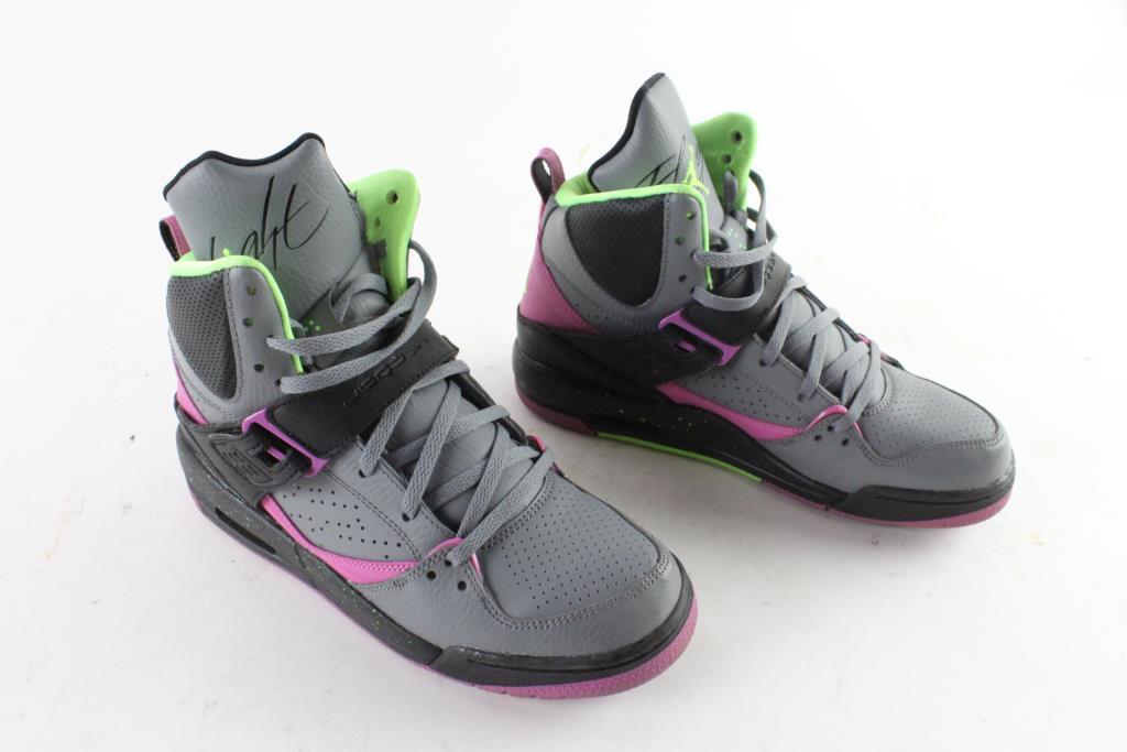 new arrivals 2c6b2 2c9e1 Nike Air Jordan Flight 45 High GS Kids Shoes, Size 6.5Y