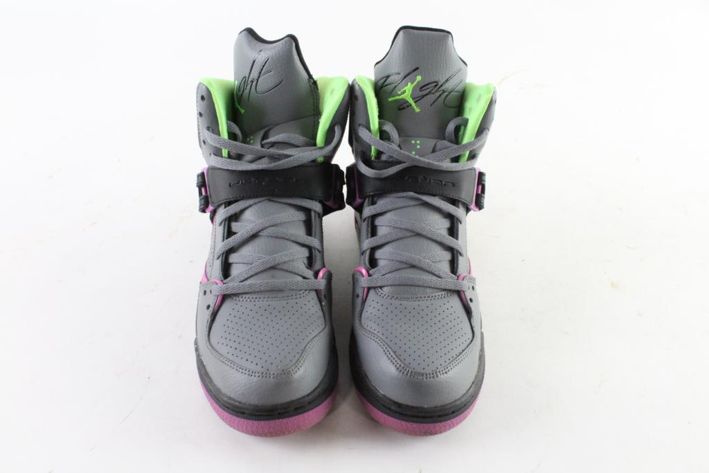 9385161468e508 Nike Air Jordan Flight 45 High GS Kids Shoes