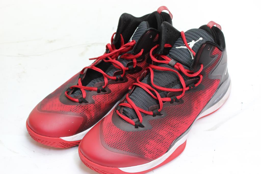 80abc712f Nike Air Jordan Flight Plate Mens Shoes