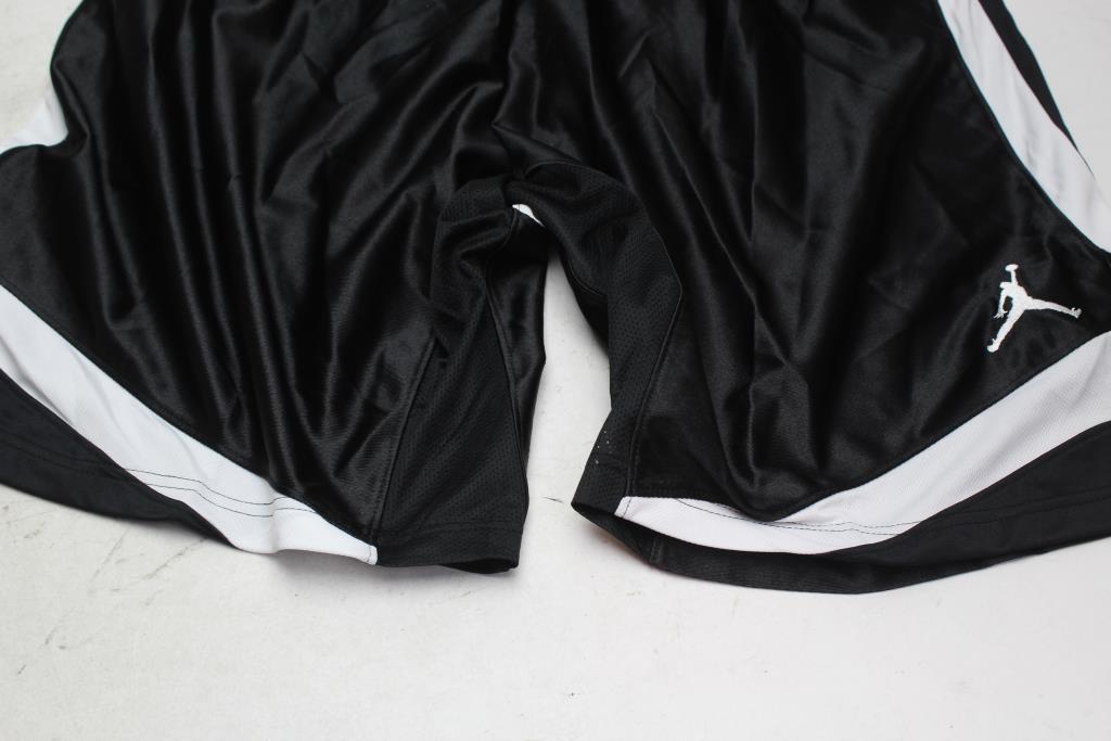 4e0f1a8acb67 Nike Air Jordan Mens Nba Basketball Shorts