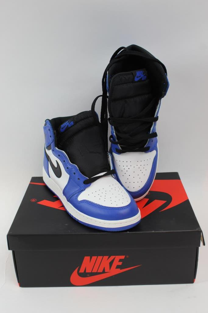 reputable site 2a829 8db65 Nike Air Jordan Retro 1 Boys Shoes, Size 7Y, Style Number ...