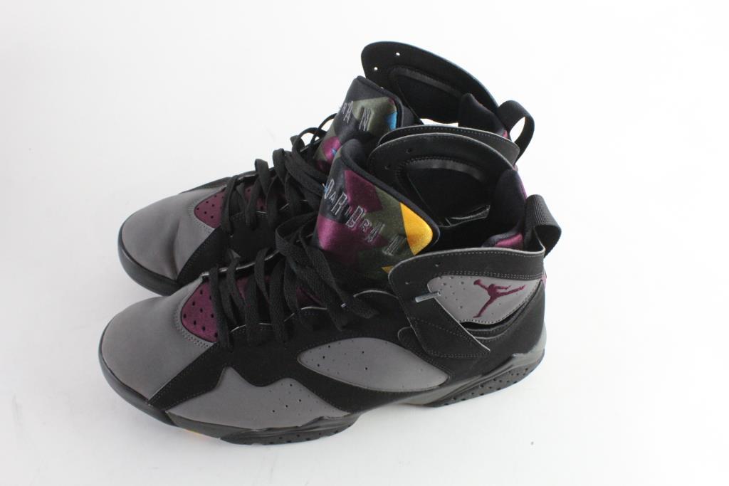 7496e1d8d55 Nike Air Jordan Retro 7 Bordeaux Mens Shoes, Size 13   Property Room