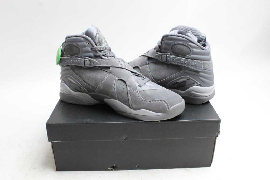new style db5ab 32fd0 Nike Air Jordan Retro 8 Shoes, Size 10.5 | Property Room