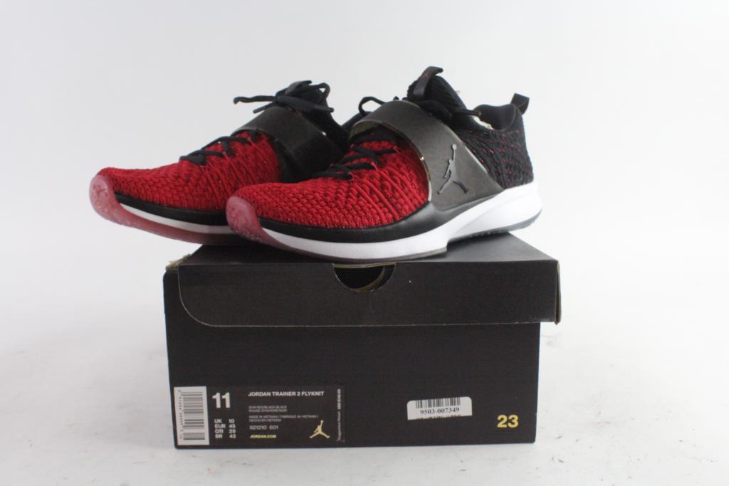 best website ab5b0 f43c5 Nike Air Jordan Trainer 2 Flyknit Mens Shoes, Size 11 ...