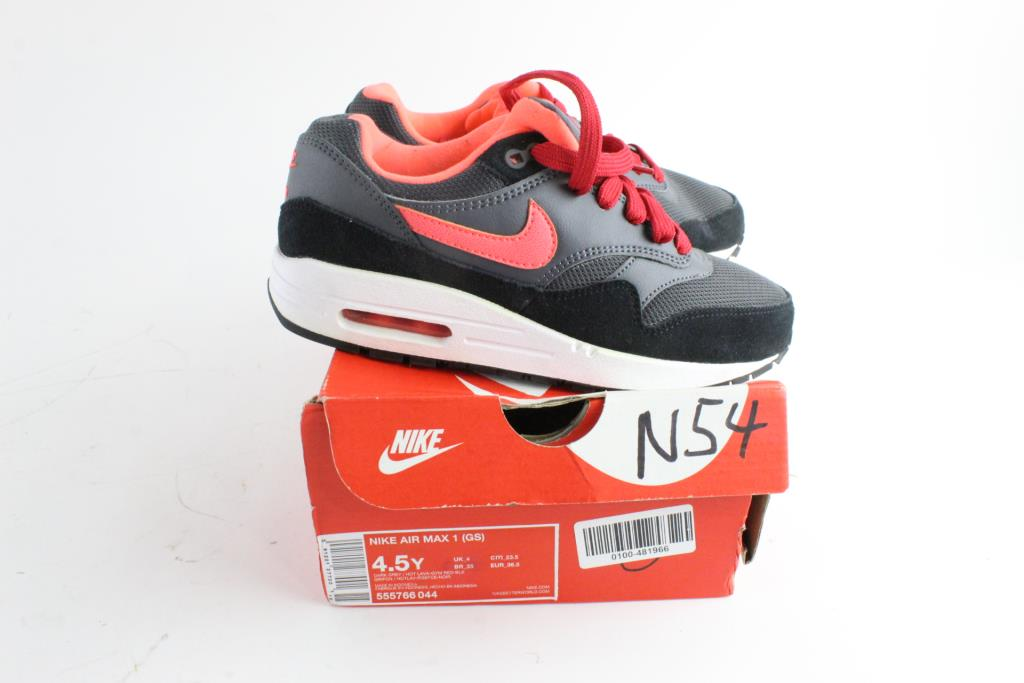 30a87bbdd5ec Image 1 of 5. Nike Air Max 1 Kids Shoes