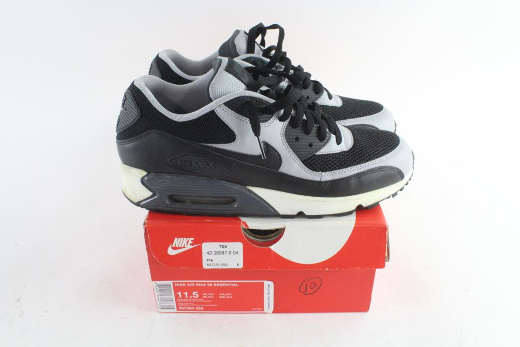 best website 6947b f349d Nike Air Max 90 Essential Mens Shoes, Size 11.5 | Property Room