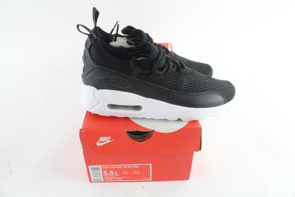 rencontrer 8fd54 634b1 Nike Air Max 90 EX Boys Shoes, Size 5.5Y | Property Room