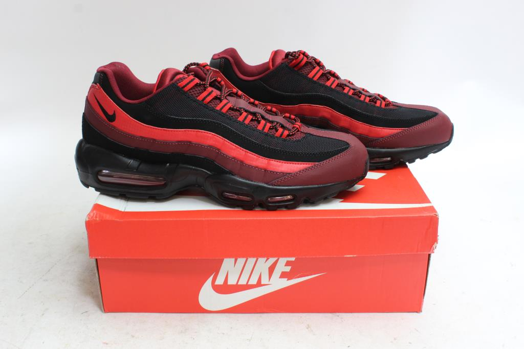 ed609aac90c Nike Air Max 95 Essential Men's Running Shoe, Size 13 | Property Room