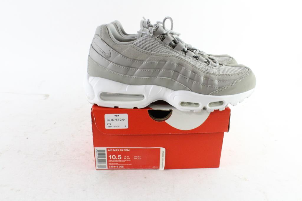 9637661019 Nike Air Max 95 PRM Men's Shoes, Size 10.5 | Property Room