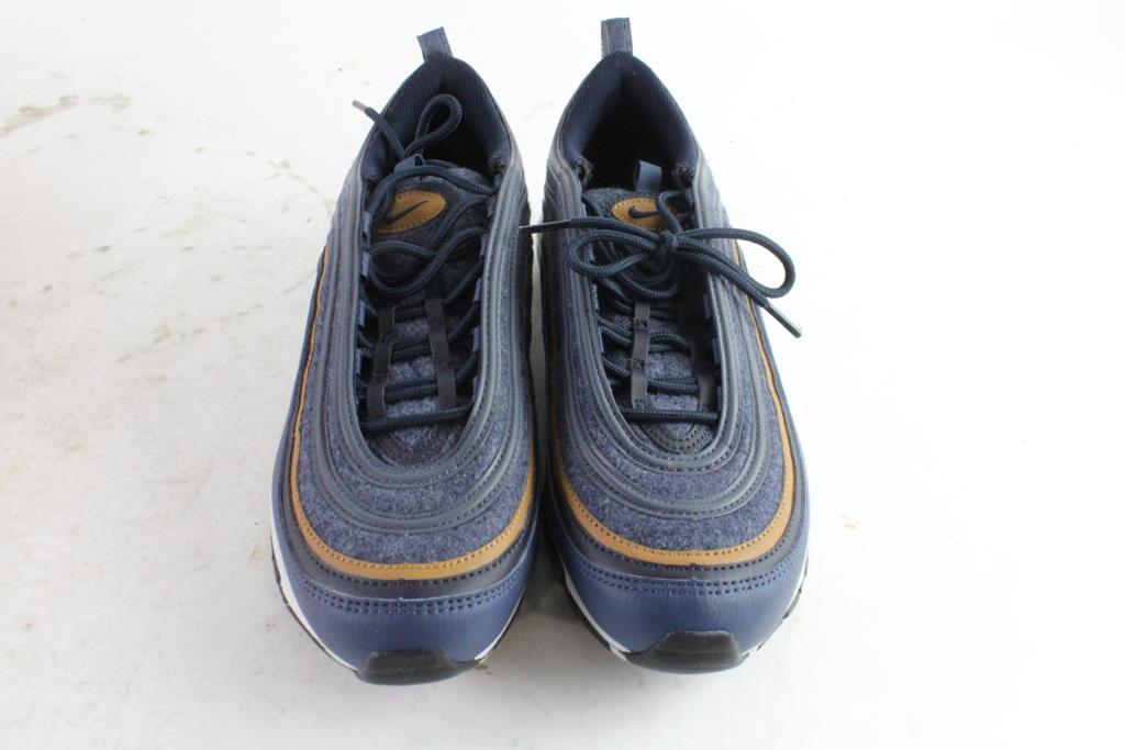 buy popular 95e99 9058e Nike Air Max 97 Premium Men s Shoes, Size 10.5