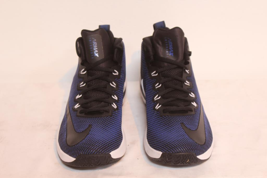 wholesale dealer 01339 6ce70 Nike Air Max Infuriate Mid Men s Basketball Shoes, Size 11