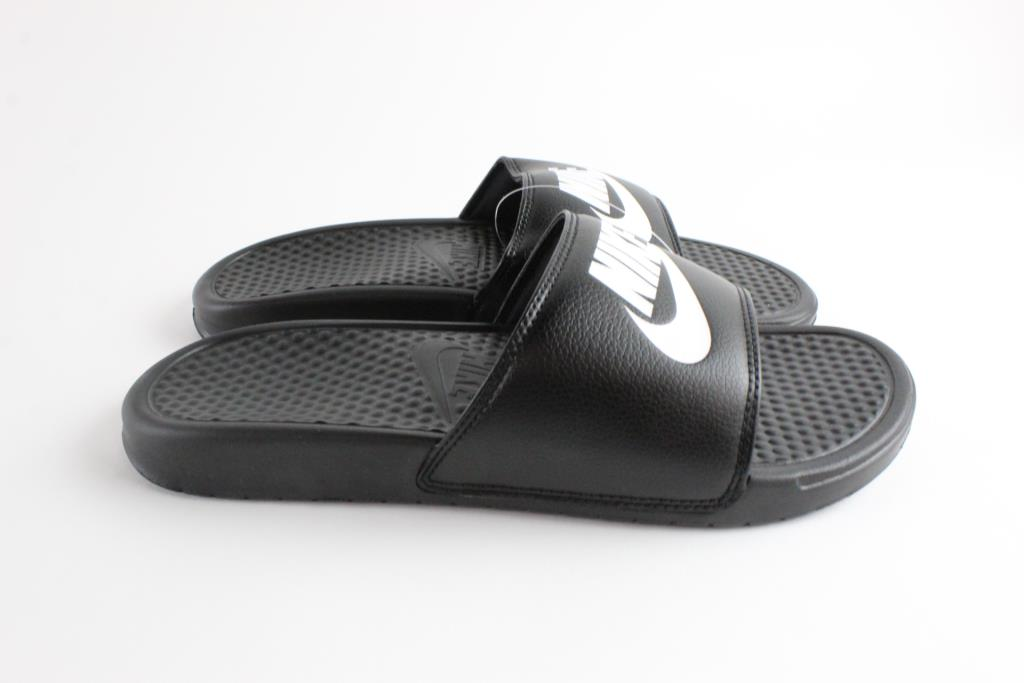 Nike Benassi JDI Men's Sandals, Size 10