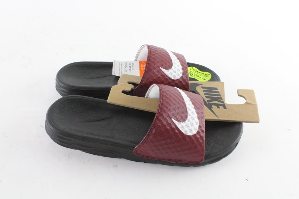 Room Mens Benassi 9Property SandalsSize Solarsoft Nike A4jRqc35L