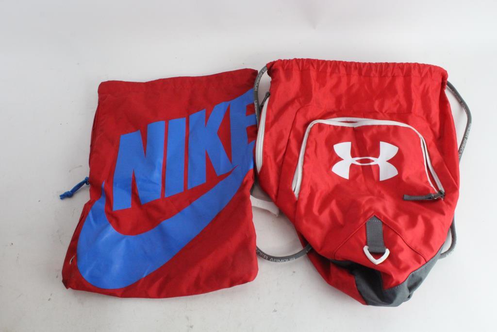 034f76776bd9 Image 1 of 3. Nike Drawstring Bag ...
