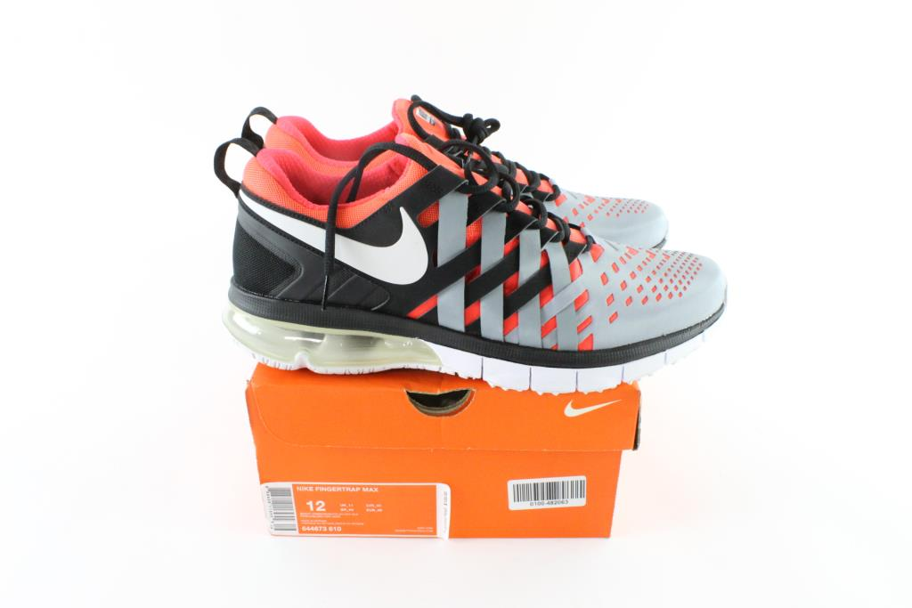 2616dc8a82 Nike Fingertrap Max Mens Shoes, Size 12 | Property Room
