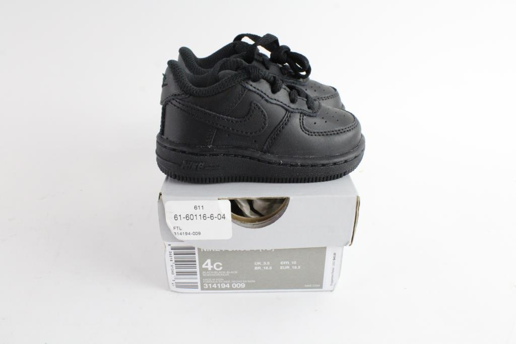 d725405c Nike Force 1 Kids Shoes, Size 4c | Property Room