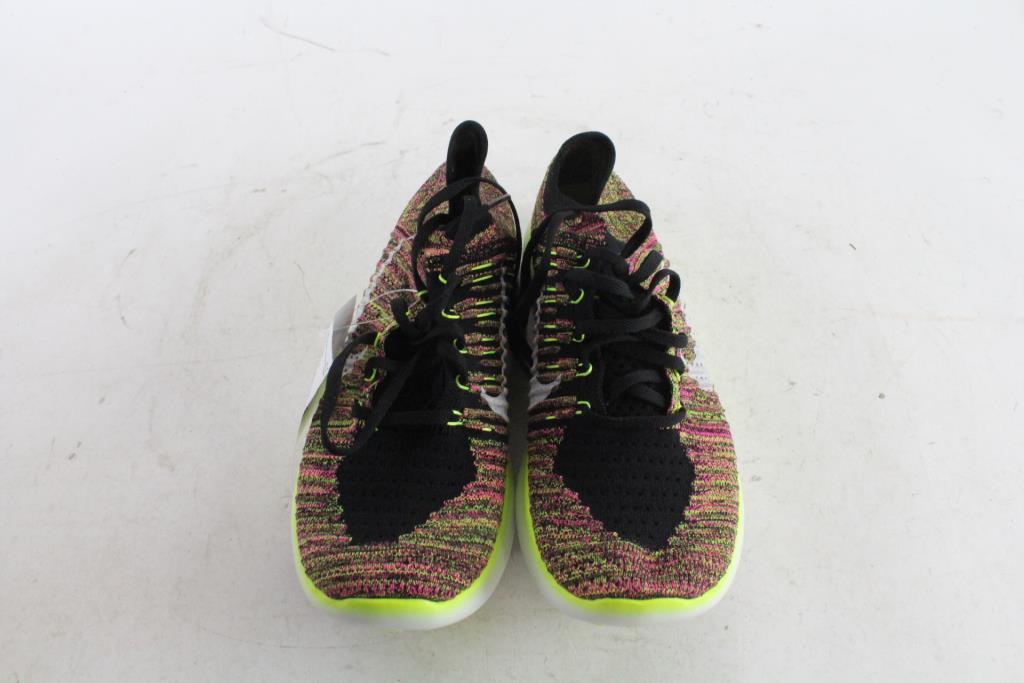 Free da Uomo Olympic Color taglia corsa 10 Run Nike Flyknit Scarpe IbE9YD2WHe