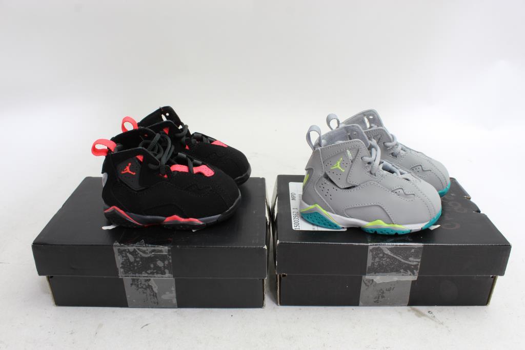 Nike Jordan True Fligth Baby Shoes