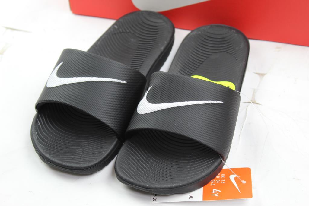 902b3484e8a7f Nike Kawa Kids Slides