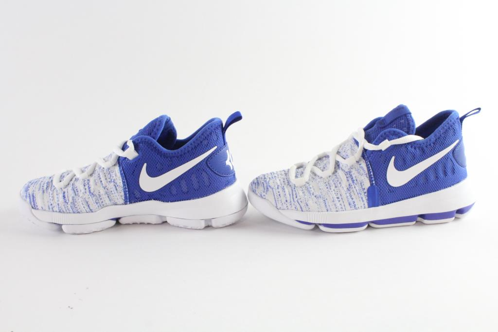 more photos 7560a b0ef8 Nike KD9 (PS) Boys Shoes, Size 12c | Property Room