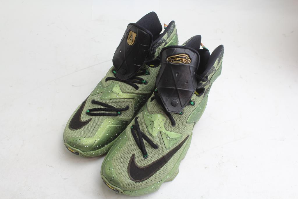 Nike Lebron James Xiii Basketball Shoes Property Room