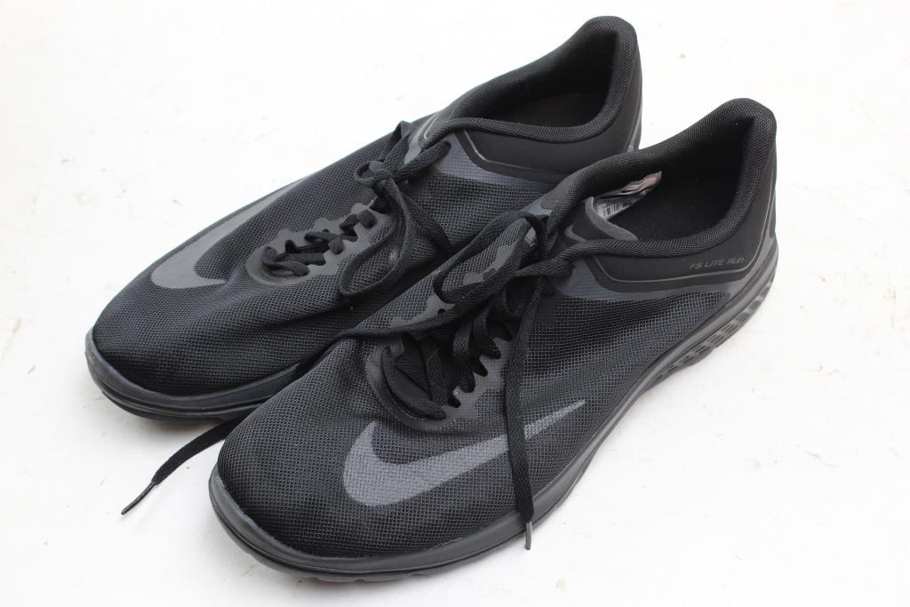 new arrival c77aa 69420 Nike Men's FS Lite Run 4 Running Shoe, Size 12 | Property Room
