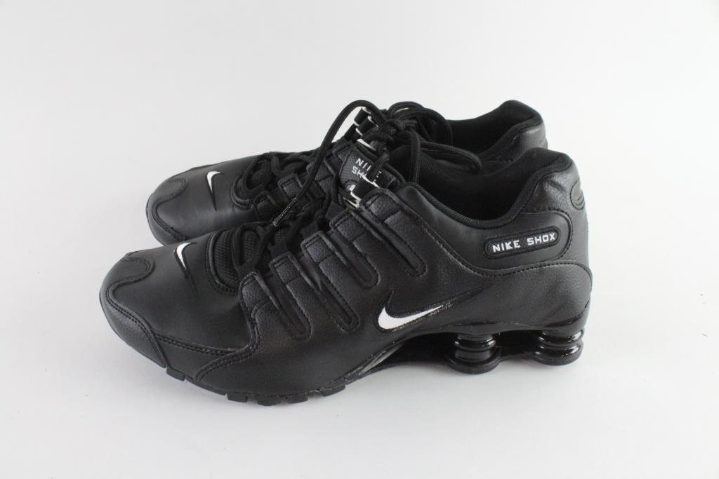 online retailer 414d2 45e12 Nike Mens Shox NZ EU Shoes, Size 10
