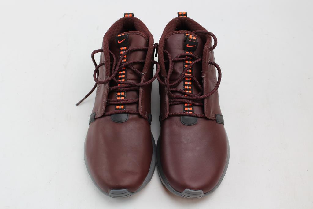 d59b6d3bb96e Nike Men s Size 10 Roshe Run Leather Sneaker Boot