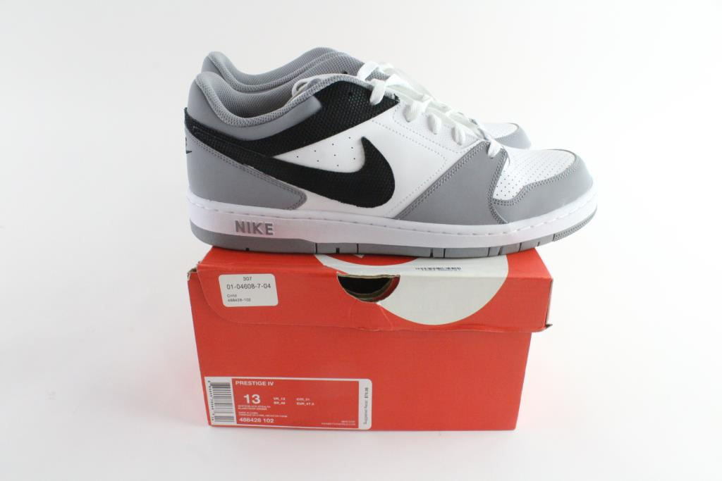 Nike Prestige IV Men's Shoes, Size 13