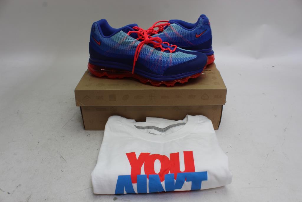 Nike, Adidas T shirts Size XL XXL, 2 Piece Count | Property Room