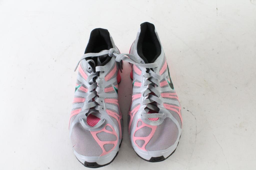 sneakers for cheap b2677 ae9db best price nike shox womens 7.5 ba198 1256e
