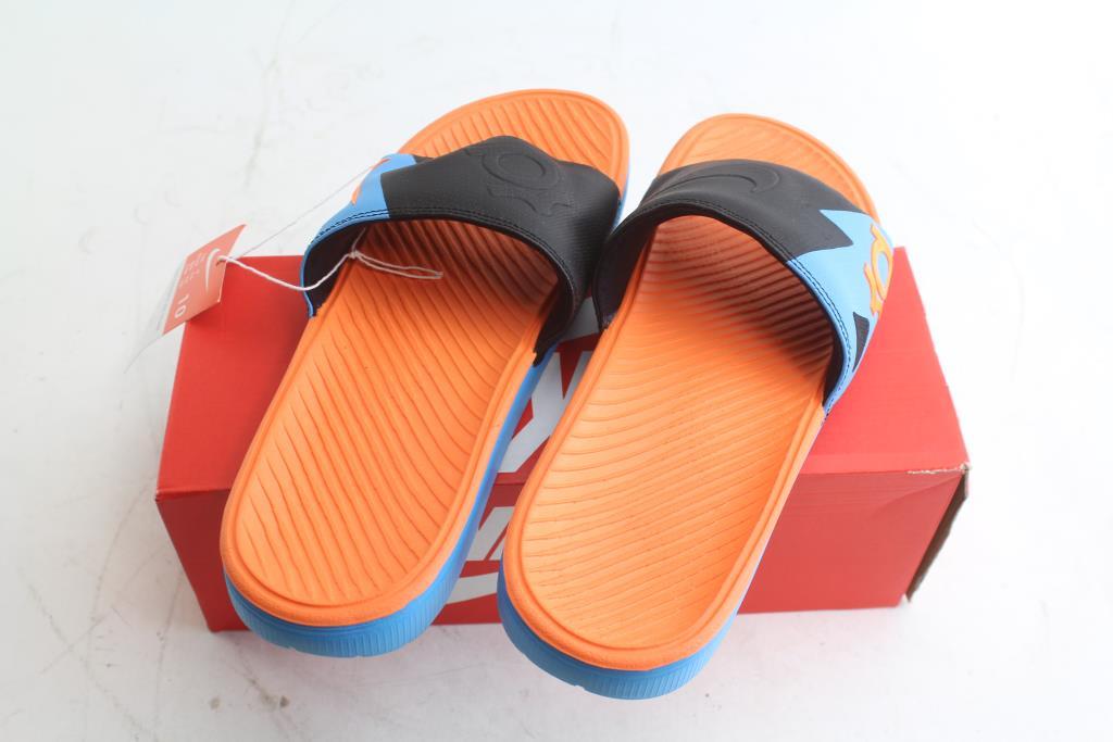 4157f67cdc36 Nike Solarsoft KD Slide Sandals