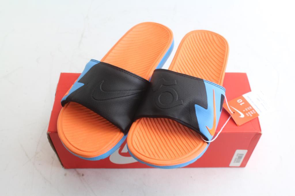 69a05353f01e Image 1 of 3. Nike Solarsoft KD Slide Sandals